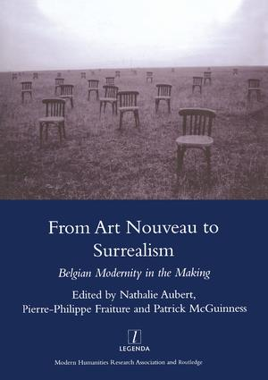 From Art Nouveau to Surrealism: European Modernity in the Making, 1st Edition (Hardback) book cover