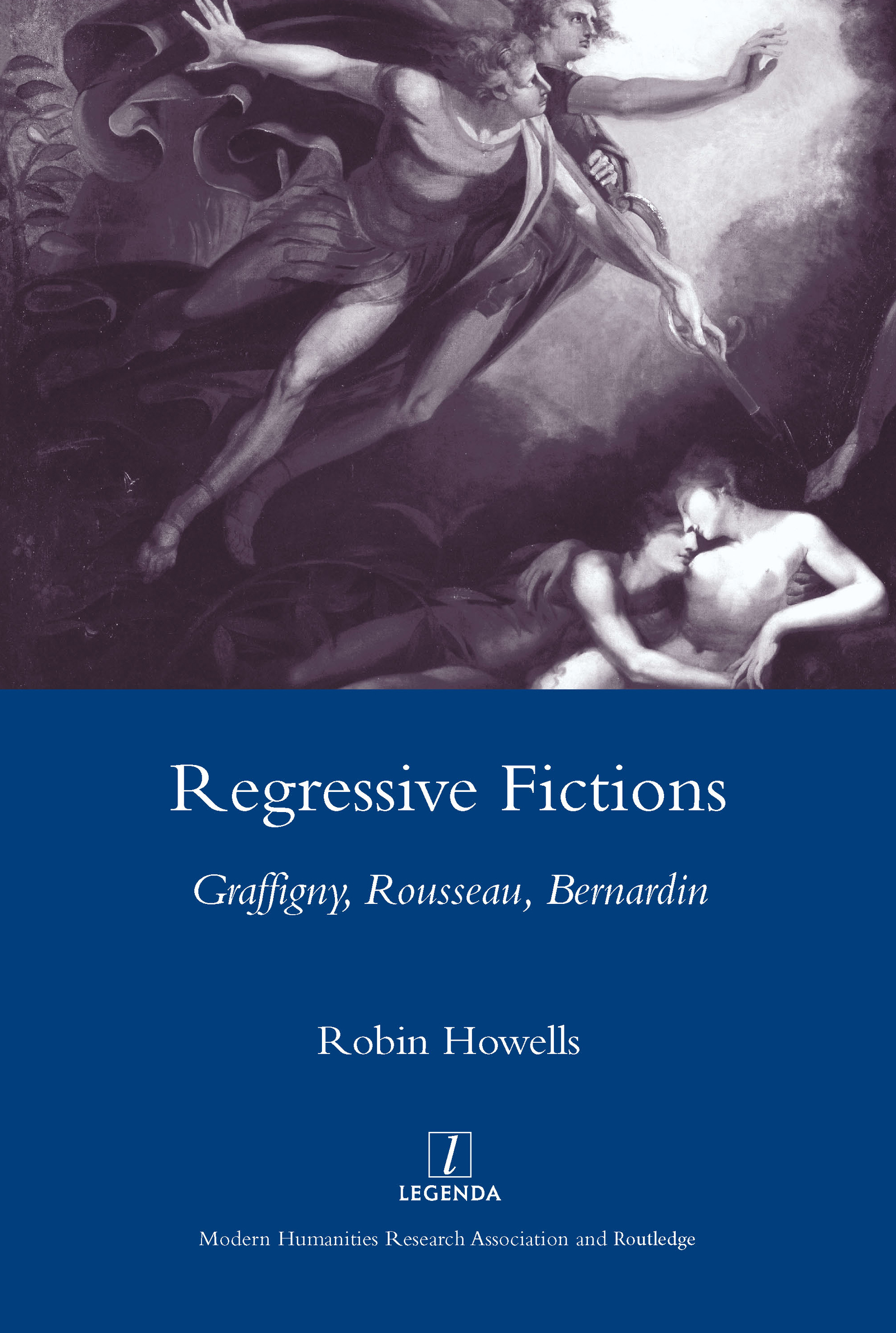 Regressive Fictions: 1st Edition (Hardback) book cover