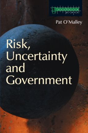 Risk, Uncertainty and Government: 1st Edition (Paperback) book cover