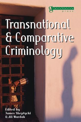 Transnational and Comparative Criminology (Paperback) book cover