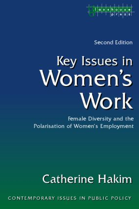 Key Issues in Women's Work: Female Diversity and the Polarisation of Women's Employment (Paperback) book cover