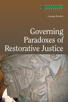 Governing Paradoxes of Restorative Justice (Paperback) book cover