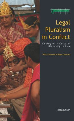 Legal Pluralism in Conflict: Coping with Cultural Diversity in Law book cover