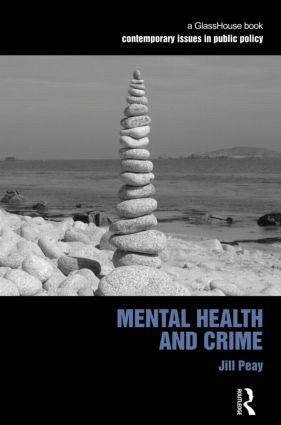 Mental Health and Crime (Hardback) book cover