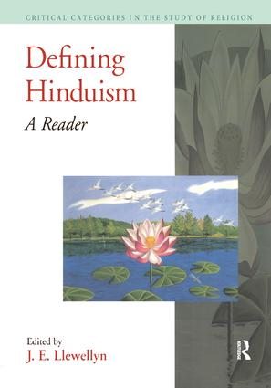 Defining Hinduism: A Reader book cover