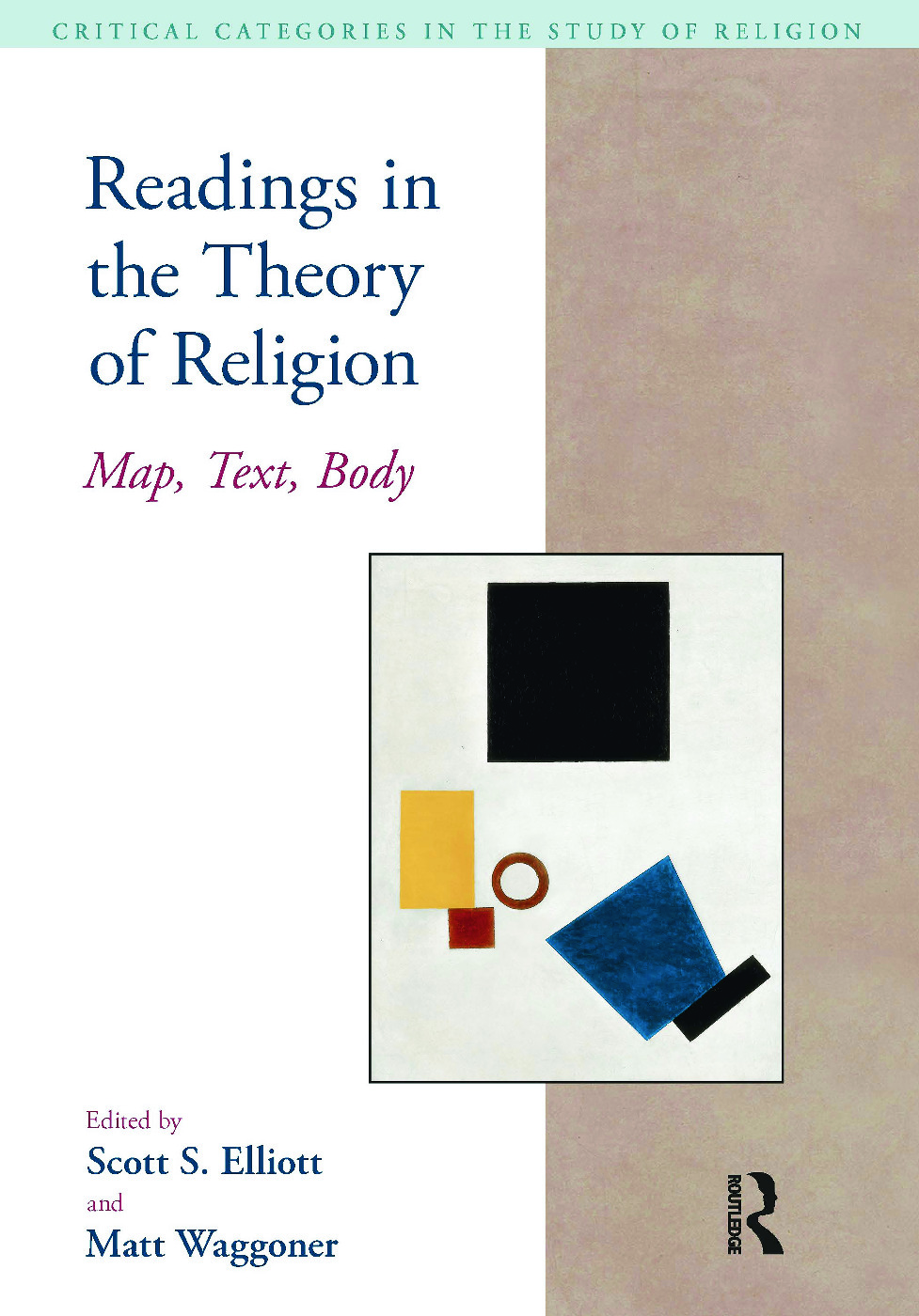 Readings in the Theory of Religion: Map, Text, Body book cover