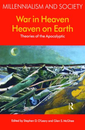 War in Heaven/Heaven on Earth: Theories of the Apocalyptic, 1st Edition (Paperback) book cover