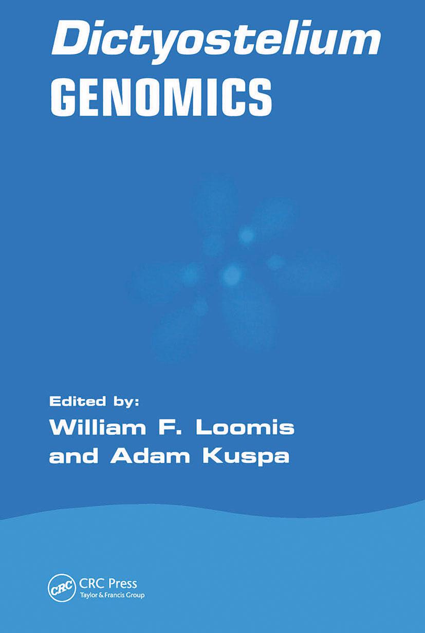 Dictyostelium Genomics: 1st Edition (Hardback) book cover