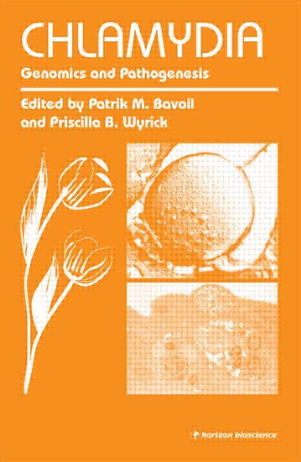 Chlamydia: Genomics and Pathogenesis, 1st Edition (Hardback) book cover