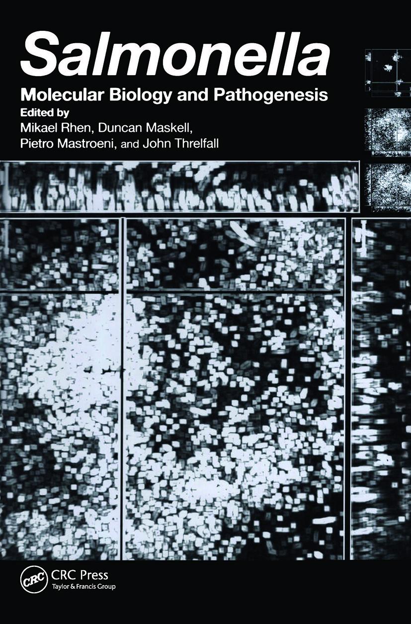 Salmonella: Molecular Biology and Pathogenesis, 1st Edition (Hardback) book cover