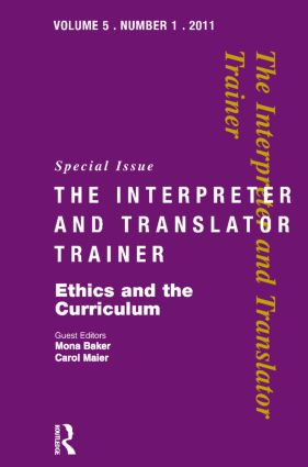 Ethics and the Curriculum: Critical perspectives, 1st Edition (Hardback) book cover