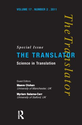 Science in Translation: 1st Edition (Paperback) book cover