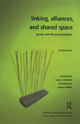 Linking, Alliances, and Shared Space