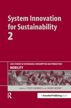 System Innovation for Sustainability 2