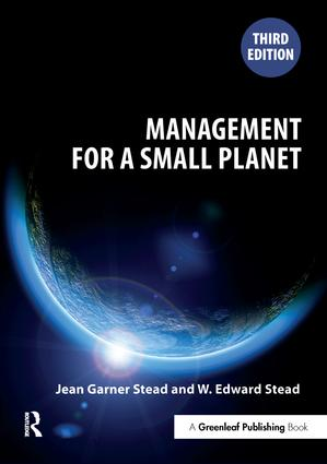 Management for a Small Planet: Third Edition book cover