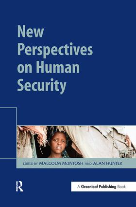 New Perspectives on Human Security book cover