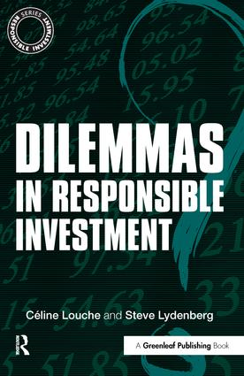 Dilemmas in Responsible Investment book cover