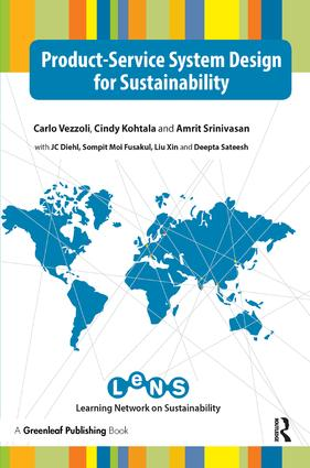 Product-Service System Design for Sustainability book cover