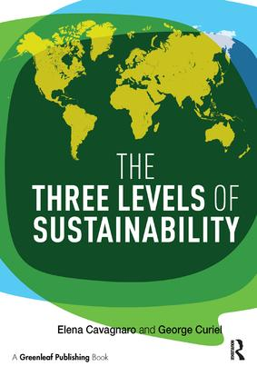 The Three Levels of Sustainability book cover