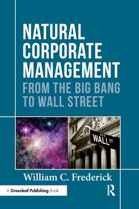 Natural Corporate Management: From the Big Bang to Wall Street book cover