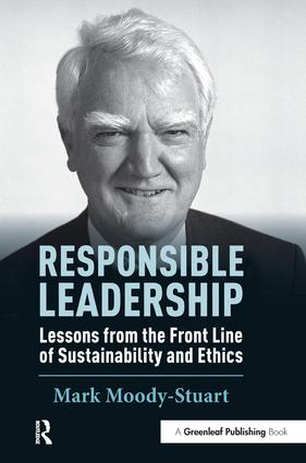 Responsible Leadership: Lessons from the Front Line of Sustainability and Ethics book cover