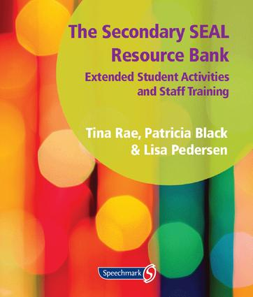 The Secondary Seal Resource Bank: Extended Student Activities and Staff Training, 1st Edition (Loose-leaf) book cover