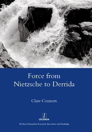 Force from Nietzsche to Derrida