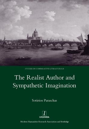 The Realist Author and Sympathetic Imagination: 1st Edition (Hardback) book cover