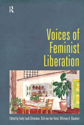 Voices of Feminist Liberation: 1st Edition (Hardback) book cover