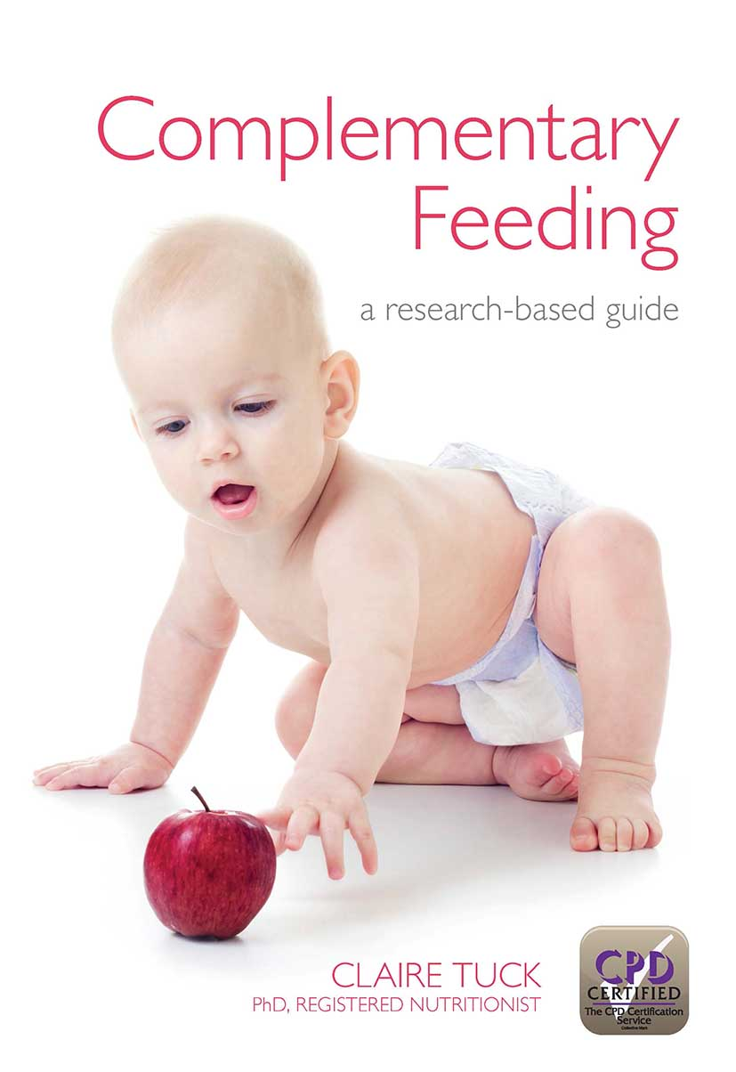 Complementary Feeding: A Research-Based Guide, 1st Edition (Paperback) book cover
