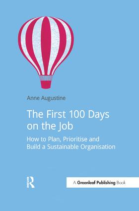 The First 100 Days on the Job