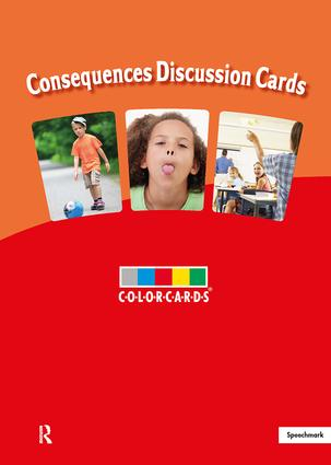 Consequences Discussion Cards: 1st Edition (Flashcards) book cover