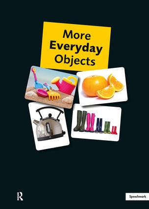 More Everyday Objects: Colorcards: 1st Edition (Flashcards) book cover