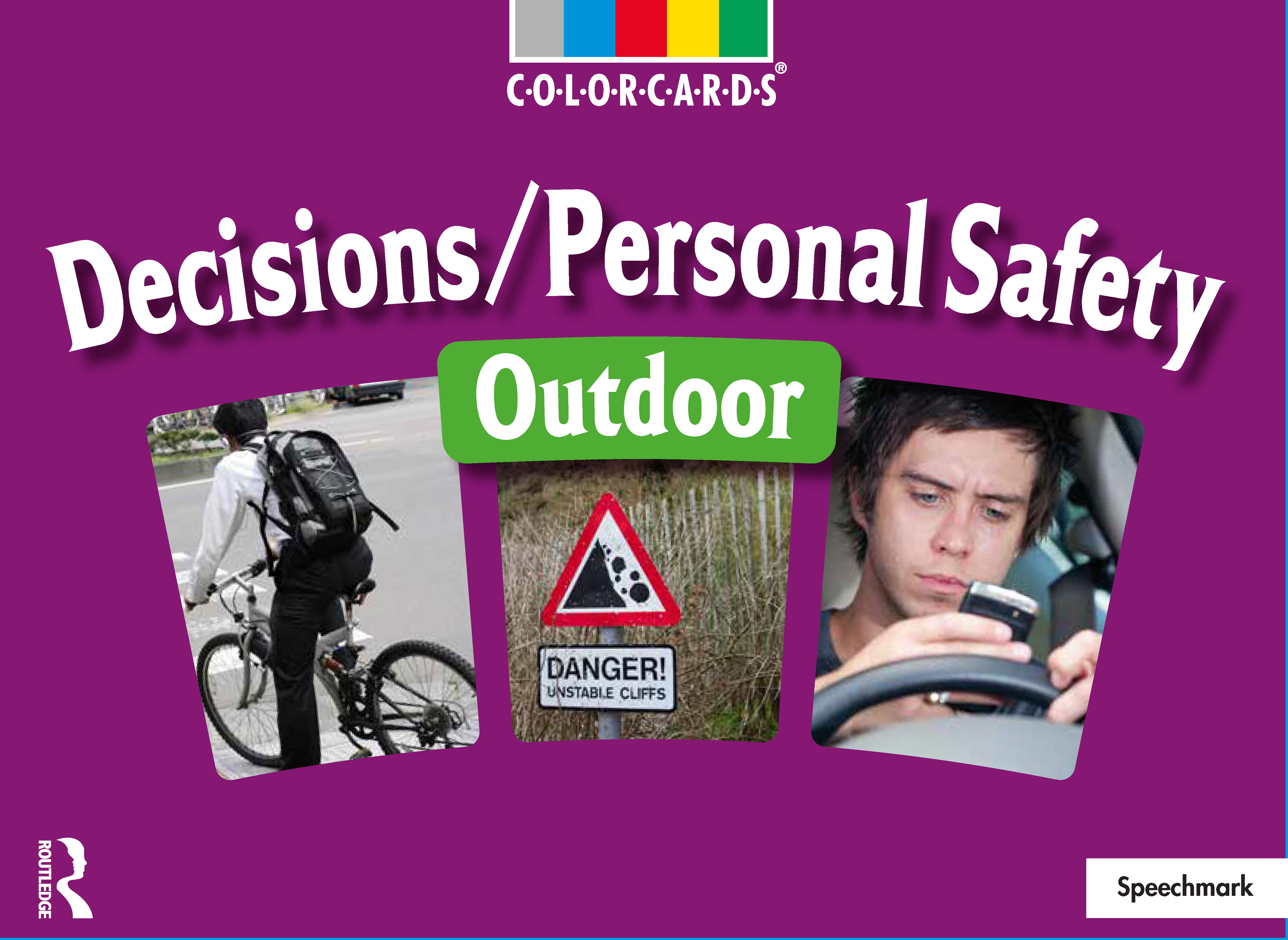 Decisions / Personal Safety - Outdoors book cover