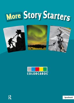 More Story Starters: Colorcards: 1st Edition (Flashcards) book cover