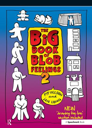 The Big Book of Blob Feelings: Book 2 book cover