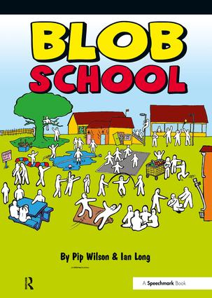 Blob School book cover