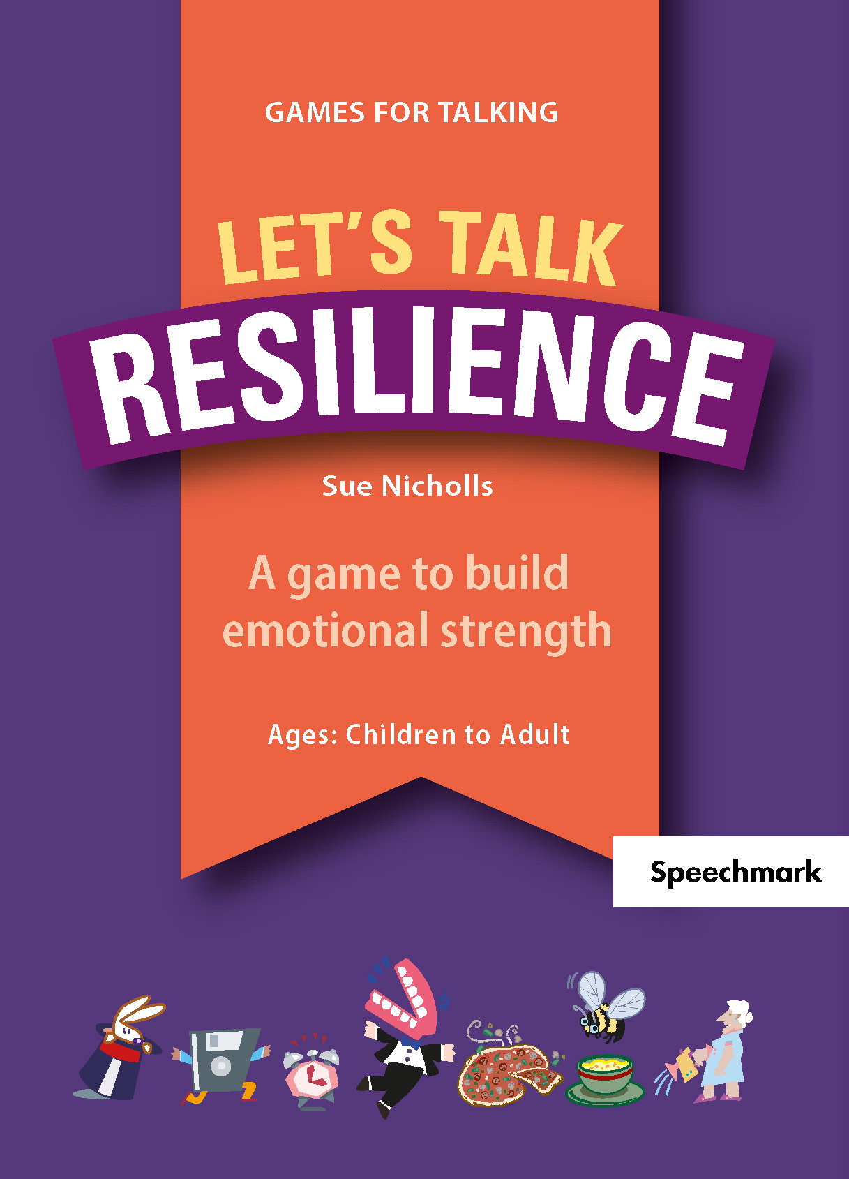 Let's Talk: Resilience book cover