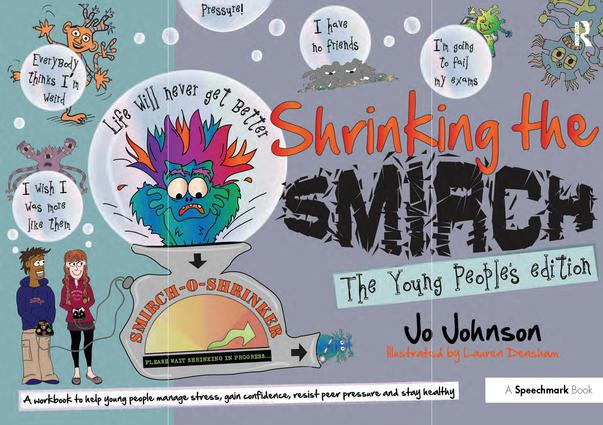 Shrinking the Smirch: The Young People's Edition, 1st Edition (Paperback) book cover
