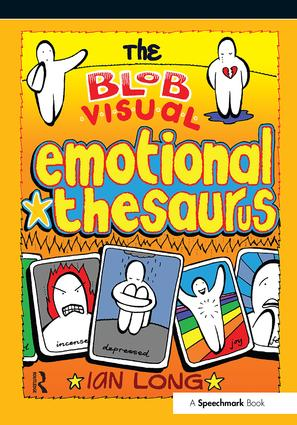 The Blob Visual Emotional Thesaurus book cover