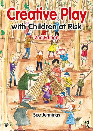 Creative Play with Children at Risk: 2nd Edition (Paperback) book cover