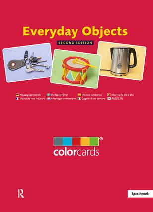 Everyday Objects: Colorcards: 2nd Edition, 2nd Edition (Flashcards) book cover