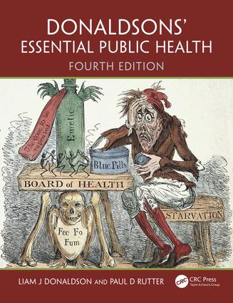 Donaldsons' Essential Public Health, Fourth Edition book cover