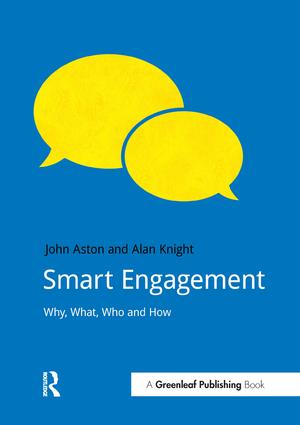 Smart Engagement: Why, What, Who and How, 1st Edition (Paperback) book cover