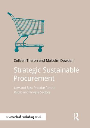 Strategic Sustainable Procurement: Law and Best Practice for the Public and Private Sectors book cover