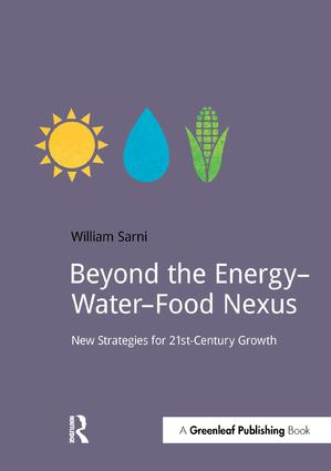 Beyond the Energy–Water–Food Nexus: New Strategies for 21st-Century Growth, 1st Edition (Paperback) book cover
