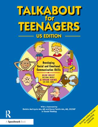 Talkabout for Teenagers: Developing Social Communication Skills (US Edition) book cover