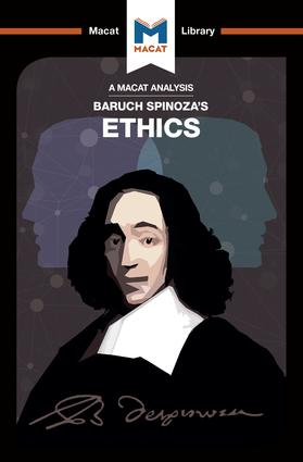 Baruch Spinoza's Ethics book cover