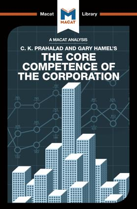 An Analysis of C.K. Prahalad and Gary Hamel's The Core Competence of the Corporation: 1st Edition (Paperback) book cover