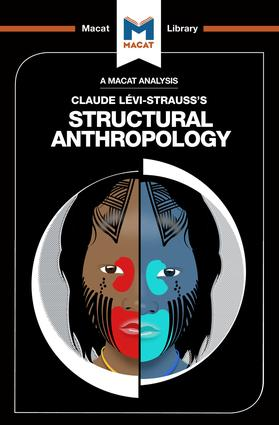 Structural Anthropology: 1st Edition (Paperback) book cover